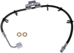 Brake Hydraulic Hose Front Left Dorman H620581