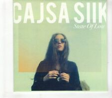 (GR611) Cajsa Silk, State Of Low  - 2015 DJ CD