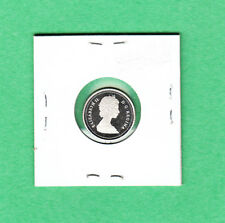 1987 Canadian 10 Cent Dime From the Proof Set