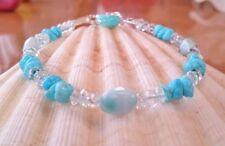 Handmade Topaz Not Enhanced Fine Bracelets