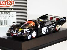 PORSCHE 962 LONG TAIL KENWOOD #10 LE MANS 1986 QUARTZO QLM99016 1:43