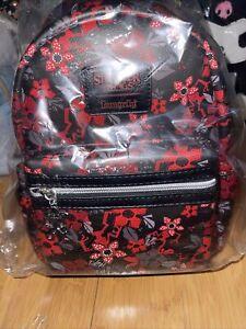 Loungefly Stranger Things Demogorgon Mini Backpack. NWT