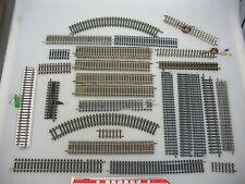 AM885-1# 29x Fleischmann/Trix/Lima etc. DC Hobbyists Track Piece: 4304+6101+