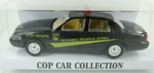 Ford Crown Victoria Wyoming Highway Patrol Cop Car Collection 1:87 [ST]