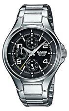 Casio Edifice Herren Uhr EF-316D-1AVEF Edelstahl Uhr
