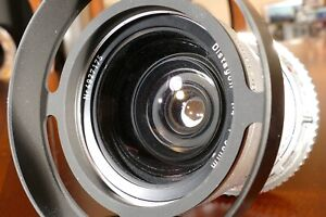 Hasselblad 50mm Distagon f4. Beautiful condition. CLA'd.