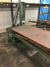 Mite-E-Smith 1830 Vp Hydraulic Power Cleat Bender w/ Lift Table