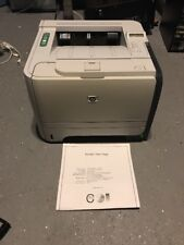 HP LaserJet P2055d Laser Printer, Used And Tested