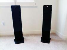 M&K CS-35WH Beautiful Pair Tripole  /Dipole Column Surround Speakers VERY RARE