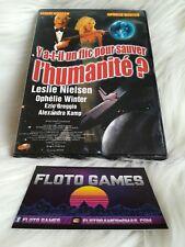 DVD ZONE 2 FR : Y a t-il un Flic pour Sauver L'Humanité - Comédie - Floto Games