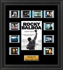 Rocky 6 (2006) Rocky Balboa Film Cell Memorabilia FilmCells Movie Cell