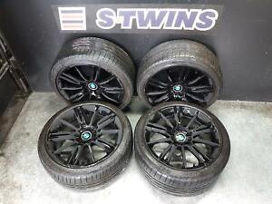 BMW 3 SERIES WHEEL ALLOY FACTORY, 18X8IN, #193, E93, CABRIO, 03/07-09/13  07 08