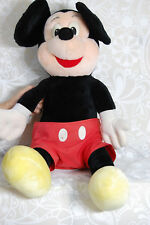 Walt Disney Disneyland Large Mickey Mouse baby plush w bum Tag toy 30 in Tall