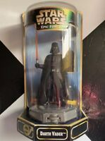 """3.75/"""" Star Wars Toy Series Yoda 2004 Empire Strikes with Sword /& Layer Cloak"""