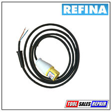 Refina Megamixer Power Lead 110V Electrical Cable