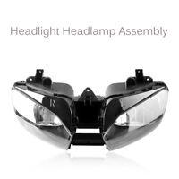 Front Headlight for YAMAHA YZF R6 99 00 01 02 Clear Headlamp Light