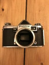 Praktina FX Spiegelreflexkamera Ohne Lens Objektiv