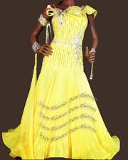 B7591 Custom made women Tango waltz Quickstep standard dance dress