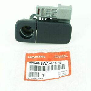 2007 - 2011 New Honda CR-V Glove Box Latch Handle Black CRV 77540-SWA-A01ZB 3086