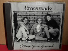 Crossroads - Stand Your Ground CD VG condition