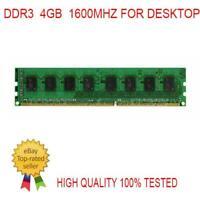 For Samsung 8GB 2X4GB PC3L-12800 DDR3L-1600MHz 240pin DIMM Desktop Memory LOT MY