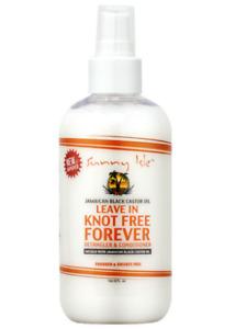 Sunny Isle Jamaican Black Castor Oil Knot Free Forever LEAVE-IN Detangler