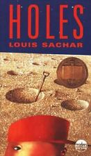 Holes by Louis Sachar (2001, Paperback)