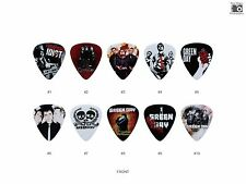 Green Day Guitar Pick Set (10pcs)