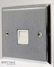 Heritage Brass Apollo Duel Finition-P966W-S - 1 g téléphone secondaire Socket Neuf dans sa boîte