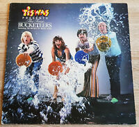 The Four Bucketeers Featuring The Bucket of Water Song CBS Stereo Buck 1