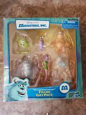 Disney Pixar Monters Inc Figure Gift Pack 2001