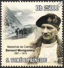 BERNARD MONTGOMERY (Cameron Highlanders/Egypt/North Africa Campaign) WWII Stamp