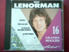"GERARD LENORMAN - CD COLLECTION ""SUPERSTAR"""