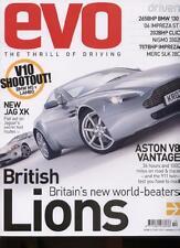 EVO MAGAZINE - Issue 084 October 2005
