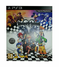Kingdom Hearts HD 1.5 ReMIX -- Limited Edition (Sony PlayStation 3, 2013) -...