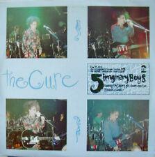THE CURE 5 Imaginary Boys DOUBLE LP VINYL NM album white label Robert Smith