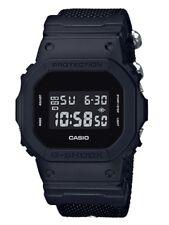 Casio G Shock * DW5600BBN-1 Digital Square Cordura Nylon Strap Black COD PayPal