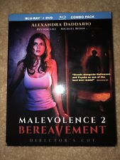Malevolence 2: Bereavement [New Blu-ray] With DVD, 2 Pack