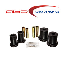 Energy Suspension Control Arm Bushing Set Black Front For Ford Mercury #4.3132G
