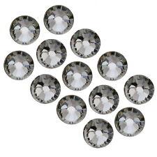 Strasssteine MINI Glas ss3 ca 1,35 mm Nailart 100 stück Black Diamond