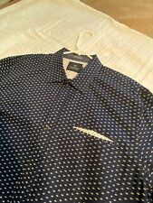 Scotch and Soda Amsterdam LS Button Down Shirt Men's XXL