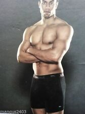Lonsdale Men's Singlepack Underwear Boxer Trunks