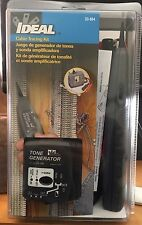 IDEAL Cable Tracing Kit 33--864/ Tone Generator-New in box