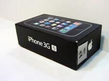 2009, Leerkarton Apple Verpackung iPhone 3GS Black 16GB Model A1303