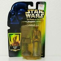 1997 Kenner Star Wars The Power of the Force EV-9D9 Figure POTF Collection 2