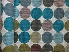 Indian Polka Dot Kantha Blanket Quilted Bedspread Twin Glazed Cotton Boho Throw