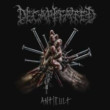 Anticult DECAPITATED  CD ( FREE SHIPPING)