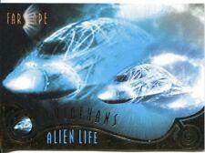 Farscape Season 2 Alien Life Chase Card AL4