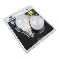 2 Stk. LED Leuchtmittel E14 5.5W warm weiß Birne TB 5769