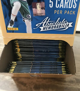 2020-21 Panini Absolute Memorabilia Basketball Gravity Box 48 Packs🏀Lamelo 🏀